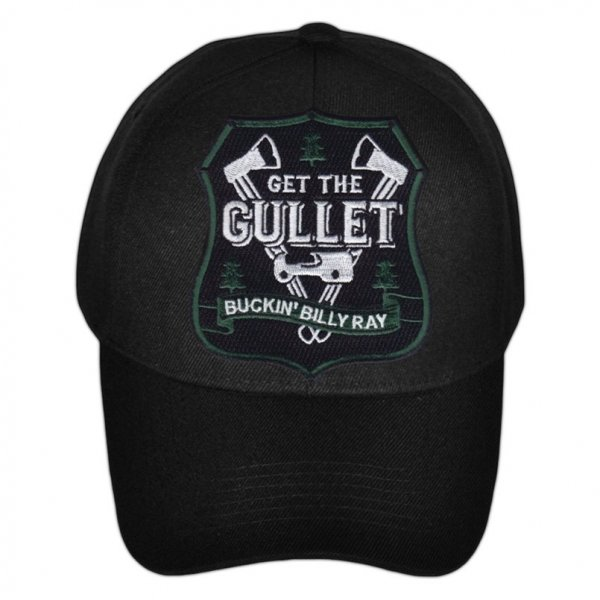 Buckin Hat (Gullet Shield) - Front