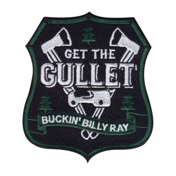 Get The Gullet Shield Patch
