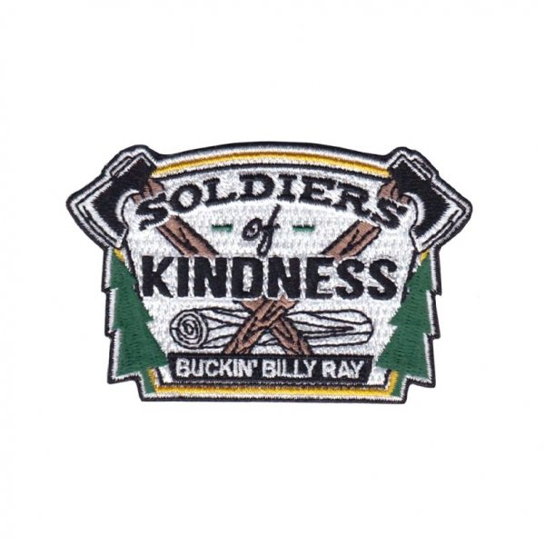 Soliders of Kindness Patch