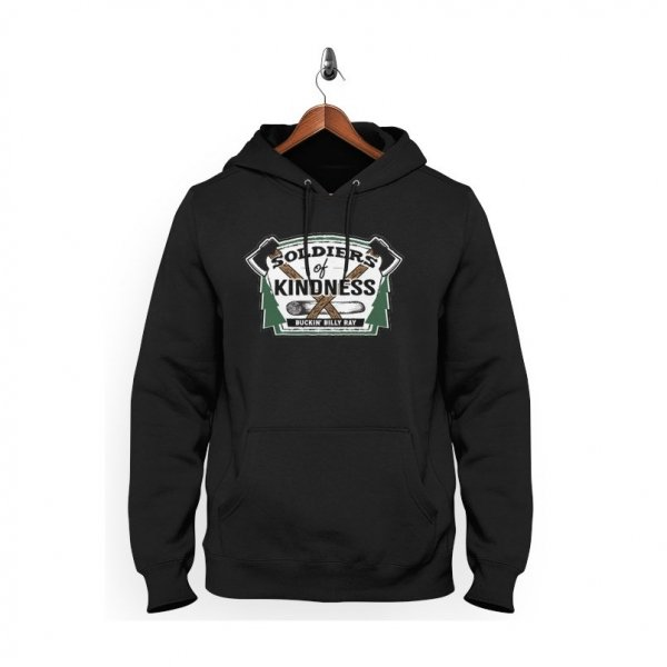 Soldier of Kindness Hoodie