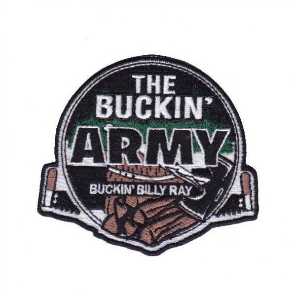 The Buckin Army Patch