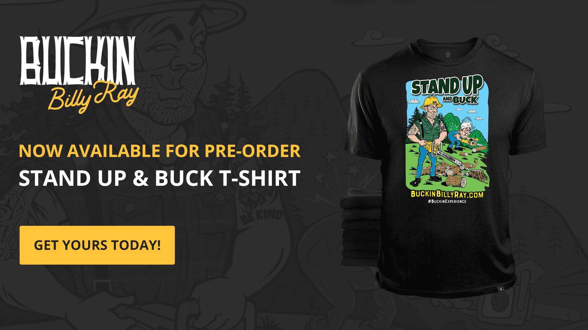 Stand Up & Buck T-Shirt