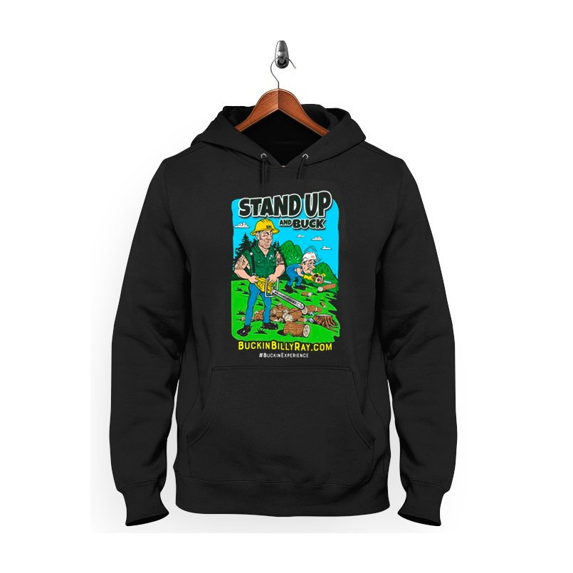 Stand Up & Buck Hoodie